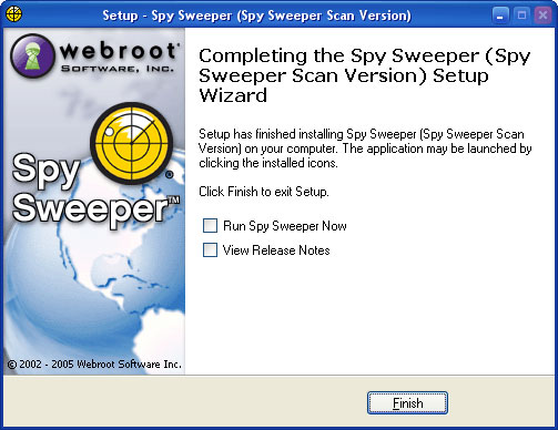 Spy Sweeper tutorial