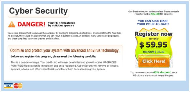 Explorersecuritysuite.com cyber security scam
