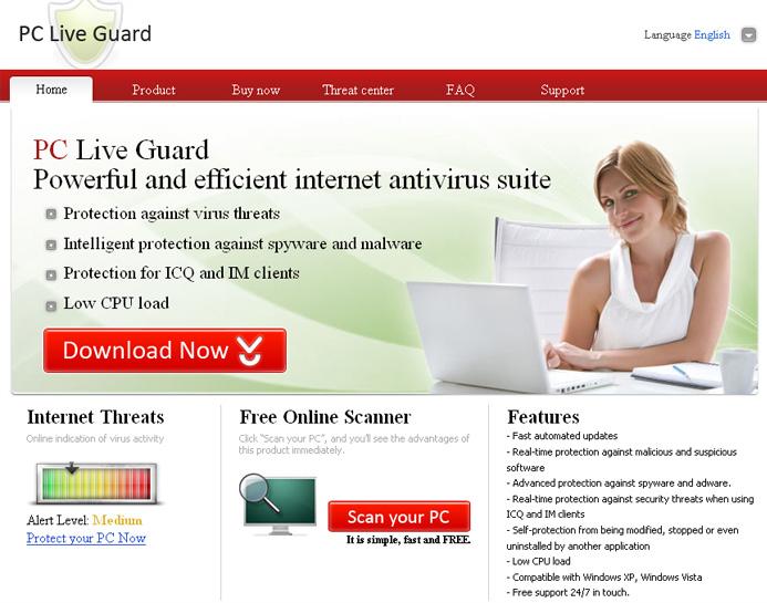 Pcliveguard.com