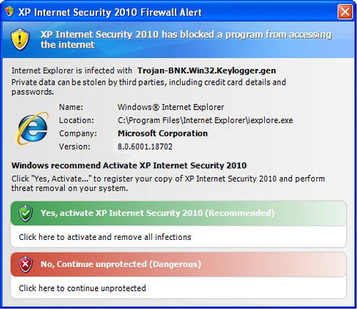 Trojan-BNK.Win32.Keylogger.gen removal