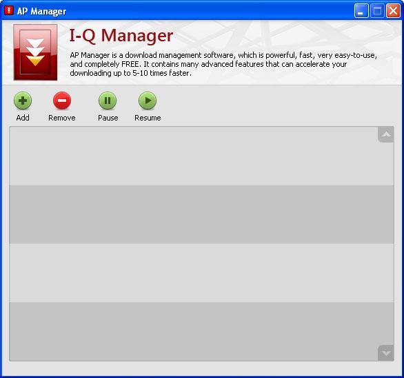 AP Manager snapshot