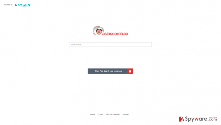 Get rid of Asiasearch.co