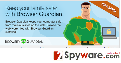 Browser Guardian snapshot
