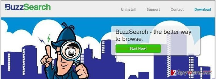 BuzzSearch snapshot