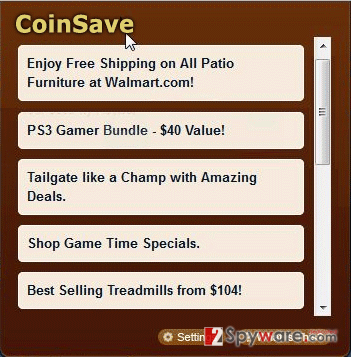 Ads by CoinSave
