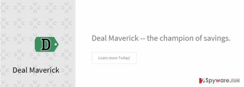 Deal Maverick ads