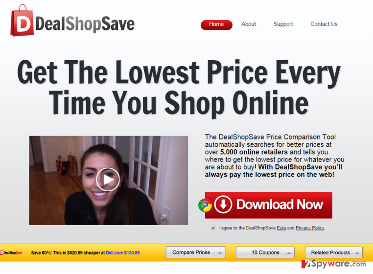 Ads by DealShopSave
