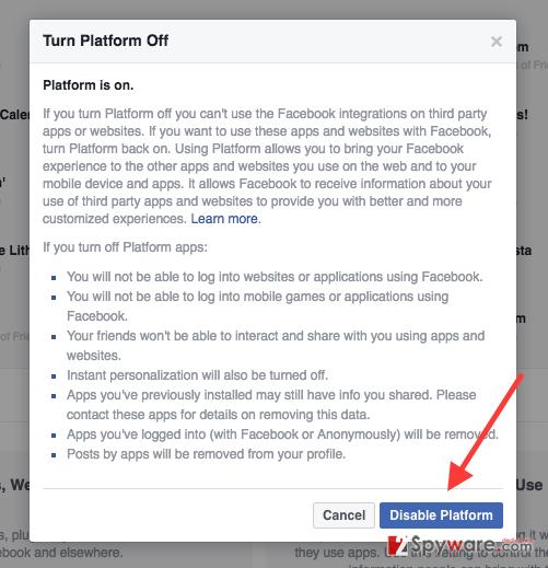 how to change facebook password 2017