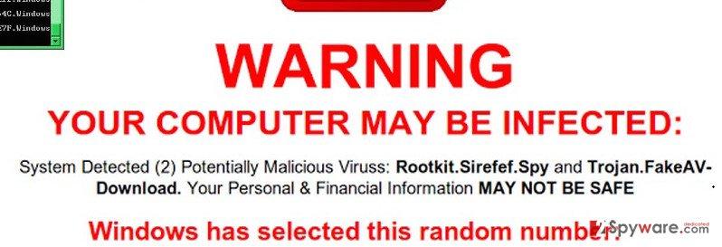 FileCoder virus