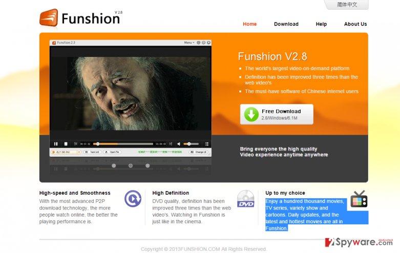 Funshion online movie download.