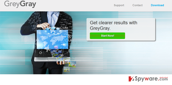 GreyGray snapshot