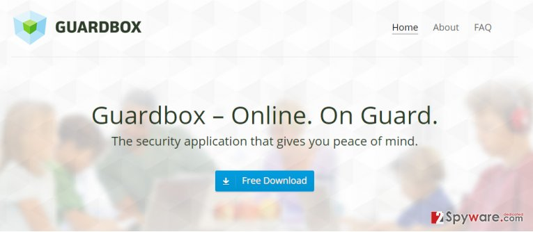 Ads by Guardbox