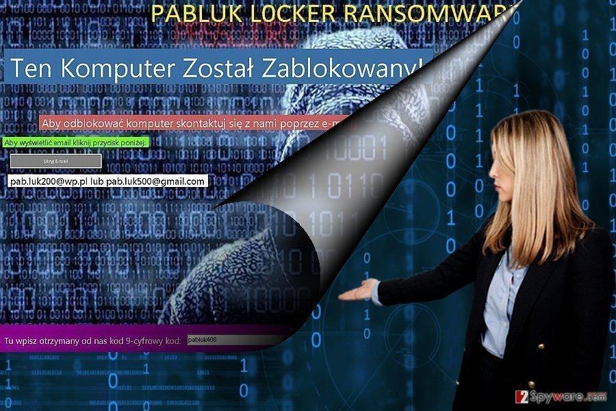 The image revealing Pabluk Locker