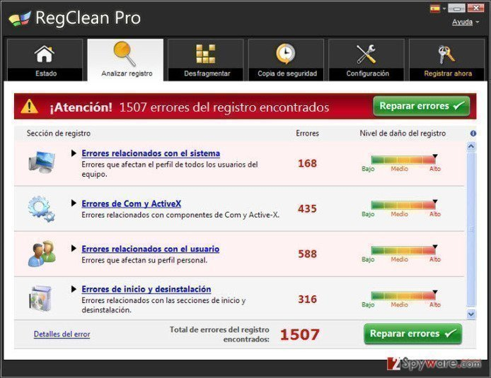 The image revealing RegCleanPro