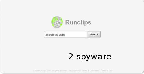 Runclips.com redirect snapshot