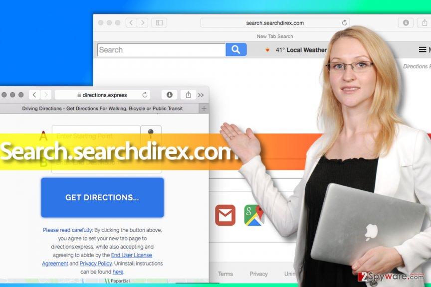 Search.searchdirex.com virus