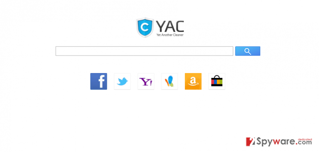 Search.yac.mx snapshot