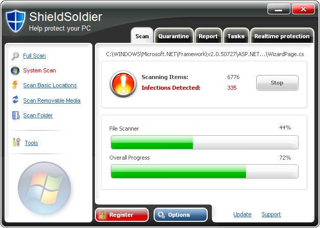 ShieldSoldier snapshot