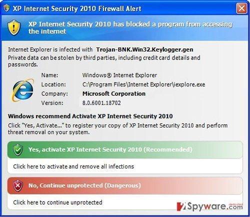 Trojan-BNK.Win32.Keylogger.gen snapshot