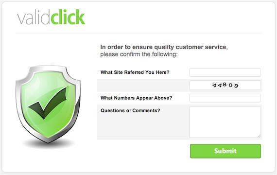 validclick.net virus snapshot