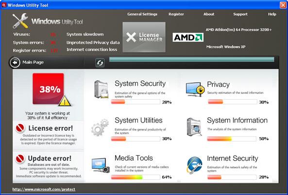 Windows Utility Tool snapshot