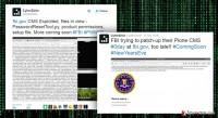 Hacker CyberZeist hacked FBI website again