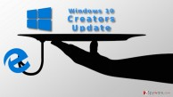 MS Edge lags behind Windows 10 Creators Update