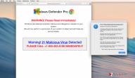 Get rid of Adwaresystemwarning.com