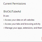 BloCKUTubeAd adware