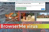 BrowserMe virus removal instructions