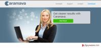 Uninstalling Caramava Ads and Caramava Deals