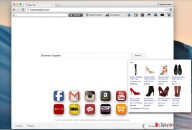 Get rid of Crazytvsearch.com virus