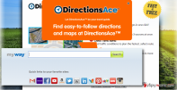 Uninstalling DirectionsAce Toolbar