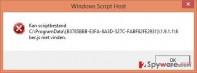 Eliminate fiber.js pop-up error