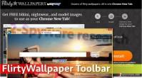 Remove FlirtyWallpaper Toolbar