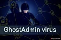GhostAdmin virus removal guide