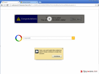 Uninstall Google redirect