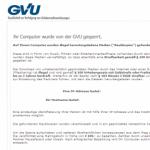 GVU virus alert