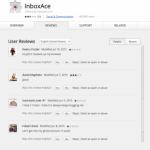 InboxAce snapshot