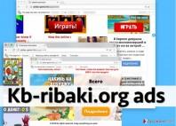 Eliminate Kb-ribaki.org ads