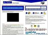 Police virus snapshot