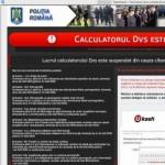 Politia Romana virus snapshot