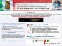 Polizia postale e delle virus removal steps