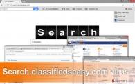 Search.classifiedseasy.com virus removal guide