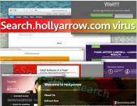 Getting rid of Search.hollyarrow.com virus