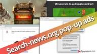 Search-news.org virus fix