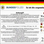 Virus Bundespolizei snapshot