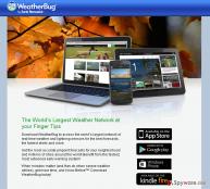 What is WeatherBug