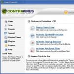 ContraVirus snapshot