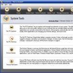 Integrated system tools